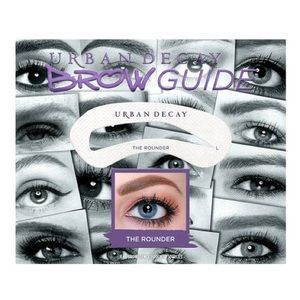 Urban Decay Brow Guide Stencils - The Rounder